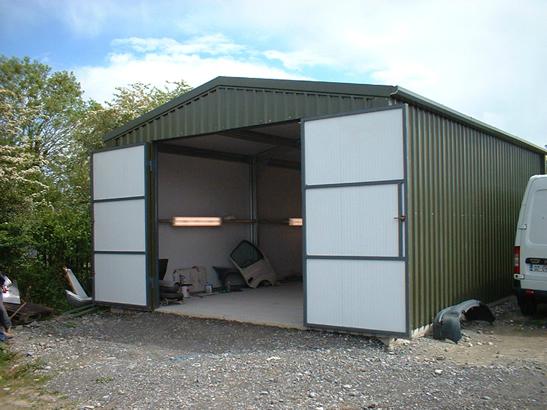 ga inc northland metal garage types buildings uses steel garages